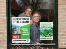 Nee-stemmers krijgen hun zin: Houten zet streep door omstreden plan 4800 woningen te bouwen
