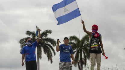 Twee doden en ruim vijftig gewonden bij nieuwe betogingen in Nicaragua