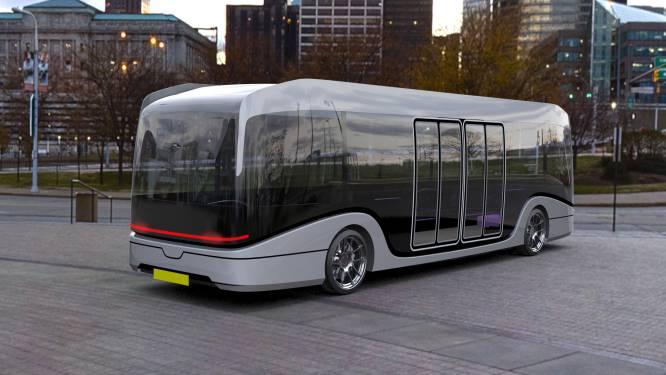 Zelfrijdend openbaar vervoer in Eindhoven moet showmodel worden voor de hele wereld