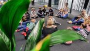 Werknemers Leiedal en Voka passen om beurten op elkaars kinderen