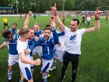 Terug naar de tijd van de kampioensfeesten in het amateurvoetbal (deel 6)