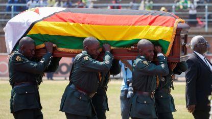 Robert Mugabe wordt toch op Zimbabwaanse heldenplek begraven