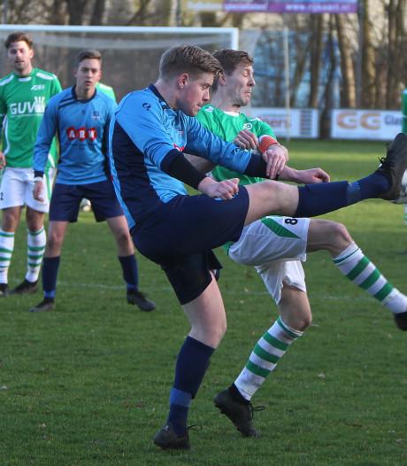 Basteom werkt thuiswedstrijd in 4C tegen FC Dinxperlo donderdag af op vreemde bodem