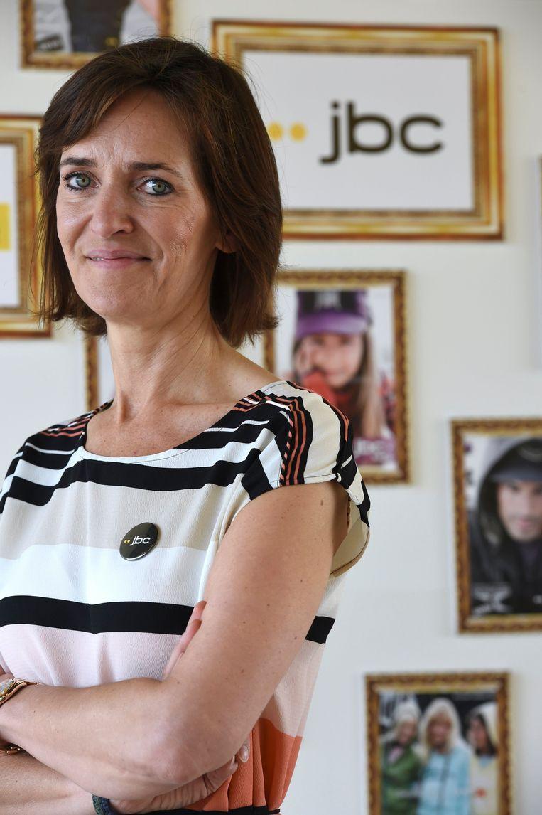 Ann Claes, chief buying officer van de kledingketen JBC. Beeld Photo News