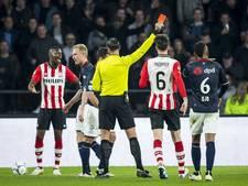 Nijhuis fluit Feyenoord - Willem II