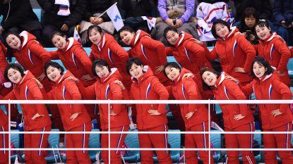 Kim Jong-uns leger van schoonheden: mooie glimlach, triest leven