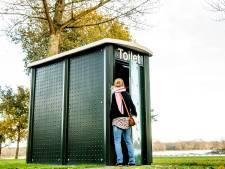Grote behoefte aan openbare toiletten