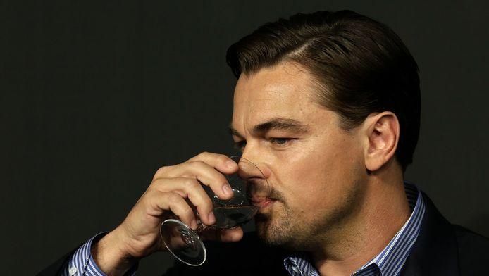 Leonardo DiCaprio speelt de rol van Jay Gatsby