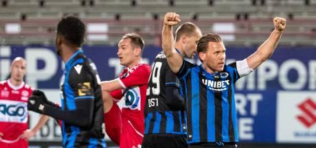 Club Brugge wint ook zonder Lang van Kortrijk