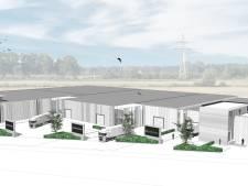 Toekomstig bedrijfsverzamelgebouw aan N36 geen 'saaie doos', wél duizend zonnepanelen op het dak