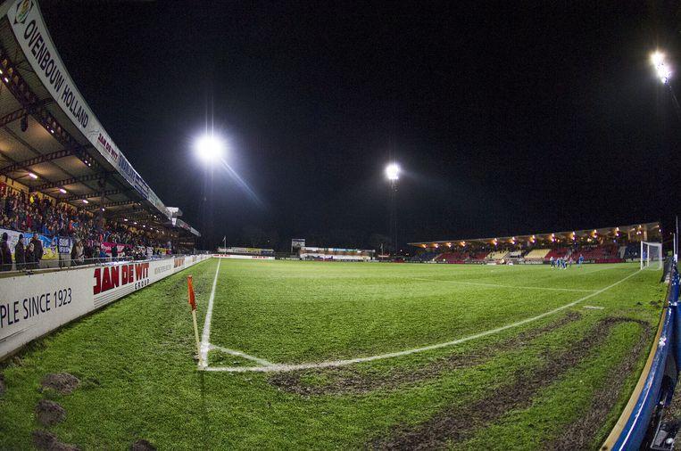 Het Tata Steel Stadion in Velsen. Beeld PRO SHOTS