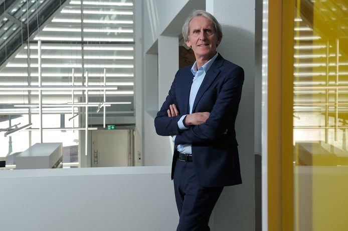 Paul Baltus, algemeen directeur van museum Fléhite, het Mondriaanhuis en Kunsthal KaDE in Amersfoort.
