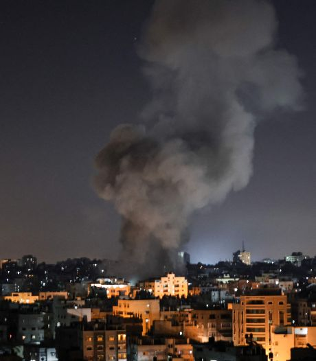 Israël zet aanvallen Gaza voort in vijfde nacht van beschietingen. Netanyahu: 'Dit is nog niet voorbij'