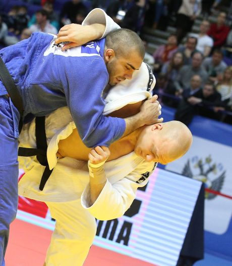Judoka's mogen weer gooien en smijten: 'Als ik goed ben, gooi ik een paar mensen per minuut'