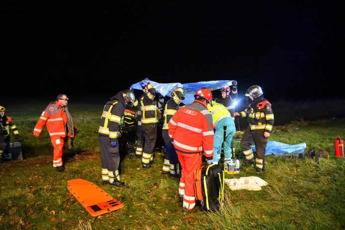 Ongeluk in Riethoven