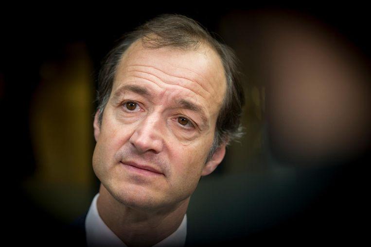 Staatssecretaris Eric Wiebes. Beeld anp