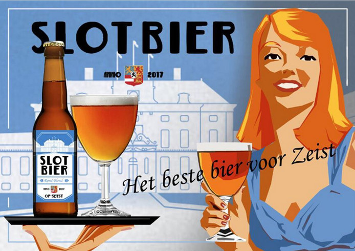 Het bier van Zeist timmert al aan de weg.