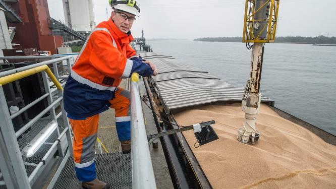 Amercentrale draait nu echt op biomassa