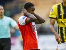 Feyenoord zonder Sinisterra, maar waarschijnlijk mét nieuweling Nelson tegen RKC