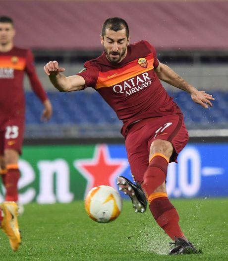 AS Roma mist twee sterkhouders in selectie tegen Ajax