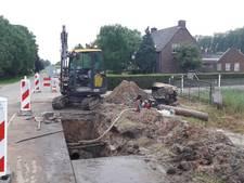 Deel Maas en Waal tijdelijk zonder water