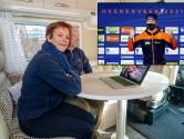 Moeder volgt wereldkampioen Krol vanuit de camper: 'Soms denk ik: joh, ga een beroep kiezen'