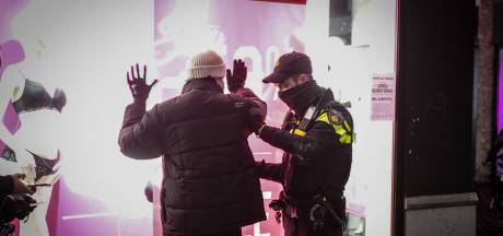 Rust weer wedergekeerd in Alphen na onrustige en grimmige avond in het centrum