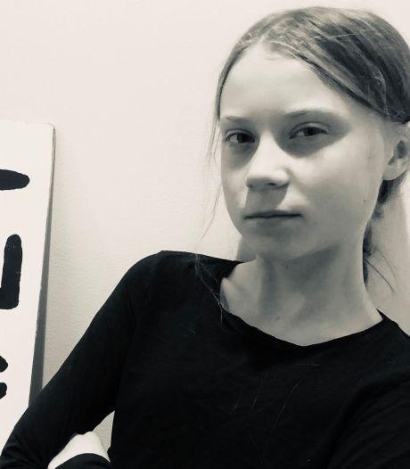 """Greta Thunberg profite d'Halloween pour se moquer de ses détracteurs: """"Même pas besoin de se déguiser!"""""""
