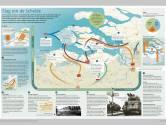 Slag om de Schelde krijgt eindelijk ruim aandacht in nieuwe Bosatlas