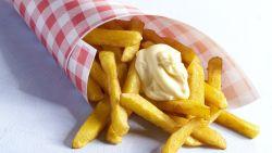 1 op 3 vindt frieten onze voornaamste nationale trots