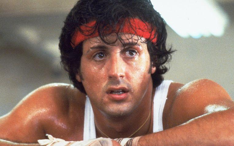 Sylvester Stallone als de legendarische Rocky Balboa Beeld anp