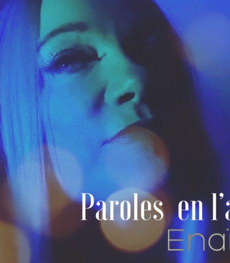 """De la composition au clip, la chanteuse belge Enaïd fait tout elle-même: """"C'est salvateur"""""""