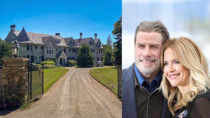 Binnenkijken: John Travolta ziet af na overlijden van Kelly