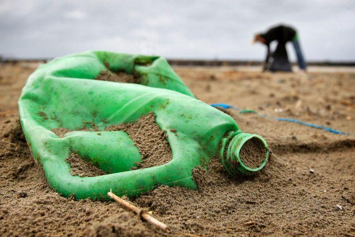 Texel gaat de strijd aan met zwerfplastic.