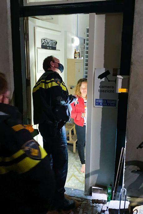 Wagenings studentenhuis belaagd door demonstranten: 'Een huisgenoot heeft ze naar buiten gesleurd'