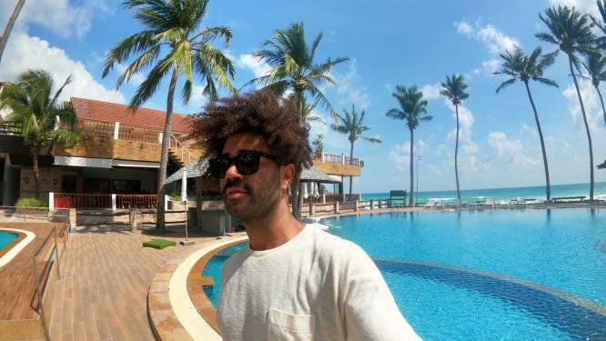 """DJ Makasi is weer thuis na z'n Thaise avontuur: """"Zoveel nieuwe energie en plannen"""""""