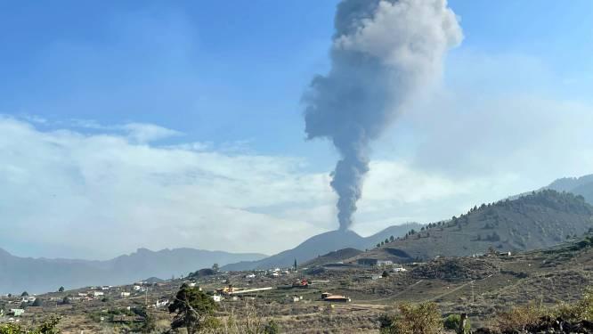 Nieuwe explosies bij vulkaan La Palma: verschillende regio's in lockdown