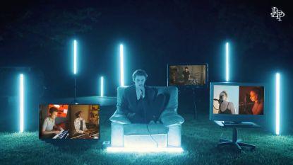 """JEPP gaf uniek online concert in achtertuin: """"Zonder podium moet je ook iets cool kunnen doen"""""""