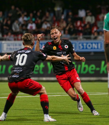 Excelsior aan kop na zege in regioderby, ADO pakt punt in Oss en sensationele zege voor VVV