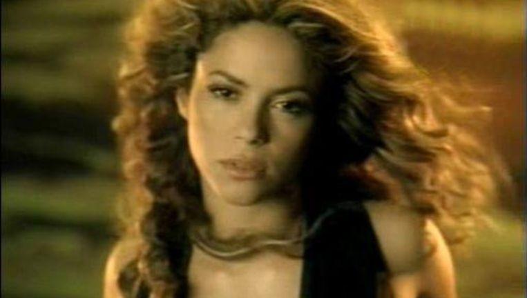 Shakira. Beeld UNKNOWN
