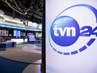 Kritische Poolse zender TVN24 mag toch blijven uitzenden