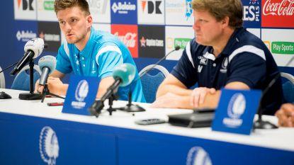 """Foket: """"Voor sommige spelers doet iets nieuw wel goed, maar niemand zag het vertrek van Hein aankomen"""""""