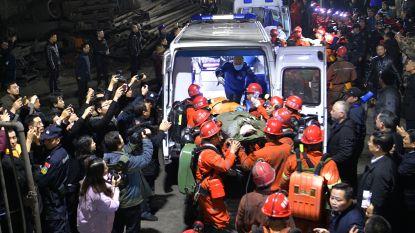 17 mijnwerkers zitten vast in Chinese mijn na gaslek