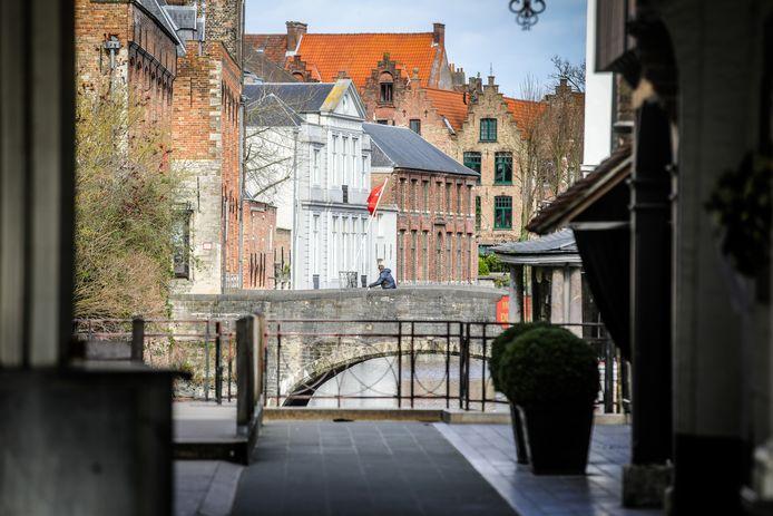 Bruges-la-morte: de coronacrisis kostte de stadskas én heel veel toeristische bedrijven al veel geld.