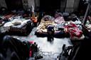 Plus de 400 personnes sans papiers sont en grève de la faim à Bruxelles depuis près de deux mois.