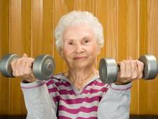 Meer dan 100 senioren doen mee aan fitheidstest in Kapelle