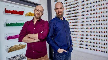 """Izegemnaar Giovanni strandt in halve finale Lego Masters: """"We zijn  betere bouwers geworden dankzij de pittige opdrachten"""""""