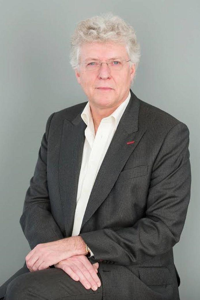 Gemeentesecretaris Frederik van Ardenne.