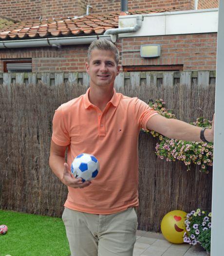 Michel Maaskant mag met Kloetinge onder 23 wél blijven hopen op een herstart van de competitie