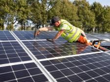 Osse politiek vindt drie zonneparken voorlopig meer dan genoeg